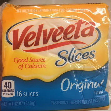 Velveeta Slices Original uploaded by Gigi C.