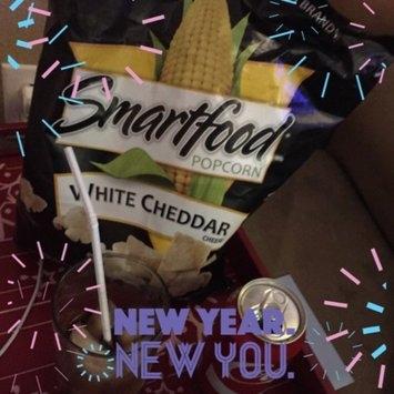 Smartfood® White Cheddar Popcorn uploaded by Jamie Z.