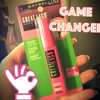 Maybelline Great Lash® Washable Curved Brush Mascara uploaded by Claudia C.