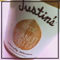 Justin's Nut Butter Classic Peanut Butter, 16 oz uploaded by Kady E.