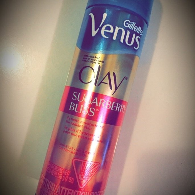 Gillette Venus with a Touch of Olay Shave Gel Sugarberry Bliss uploaded by Valerie P.
