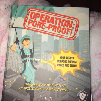 Photo of Benefit Cosmetics Operation Pore Proof Kit uploaded by Kylia L.