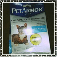 PetArmor for Cats Kills Fleas, Ticks & Chewing Lice Cats & Kittens 1.5 LB or Over - 3 CT uploaded by Faith D.