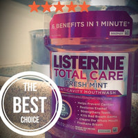 LISTERINE Total Care Anticavity Mouthwash uploaded by Jessica B.