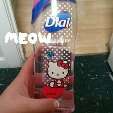 Dial Body Wash Hello Kitty uploaded by Jennifer D.
