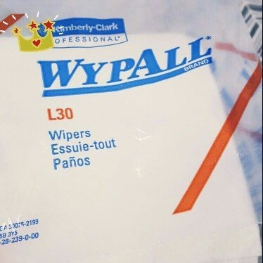 KIMBERLY CLARK WYPALL X60 Washcloths uploaded by Anayely A.