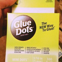 Glue Dots .1875 Mini Dot Roll300 Clear Dots uploaded by Jon T.