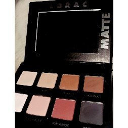 LORAC PRO Matte Eye Shadow Palette (Chocolate/Red/Latte) uploaded by Jessica B.