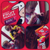 Horizon Bunch o' Berries Fruit Snacks uploaded by Patricia T.