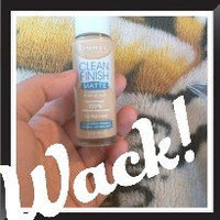 Rimmel London Clean Finish Matte Foundation uploaded by Alysha L.