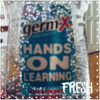 Germ-x Hand Sanitizer with Moisturizing Vitamin E - 3/10oz. Bottles uploaded by Tianna f.