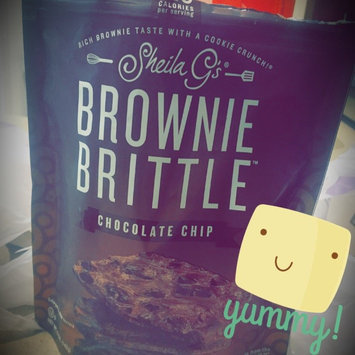 Photo of Sheila G's Brownie Brittle Chocolate Chip uploaded by Djenaba B.