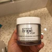 philosophy renewed hope in a jar refreshing & refining moisturizer uploaded by Jin C.