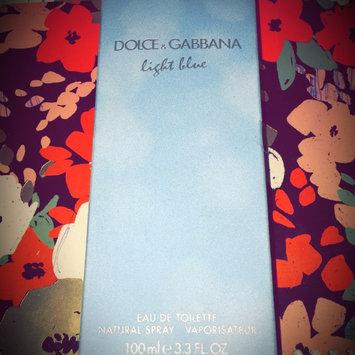 Dolce & Gabbana Light Blue Pour Homme uploaded by Mari S.