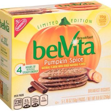 Photo of Nabisco belVita Breakfast Biscuits Pumpkin Spice uploaded by Joanna B.