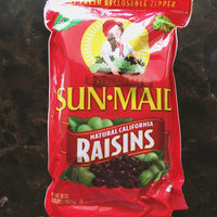 Sun-Maid Natural California Raisins Mini-Snacks uploaded by Laekin B.