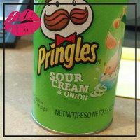 Pringles Grab & Go Sour Cream & Onion Potato Chips 2.5 oz uploaded by Karen R.