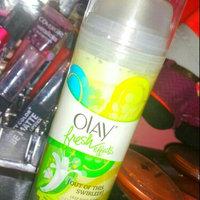 Olay Fresh Effects Deep Pore Clean + Exfoliating Scrub, Honeysuckle, 5 fl oz uploaded by Yoellete  D.