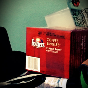 Photo of Folgers Classic Roast Coffee Singles uploaded by Chelsi L.