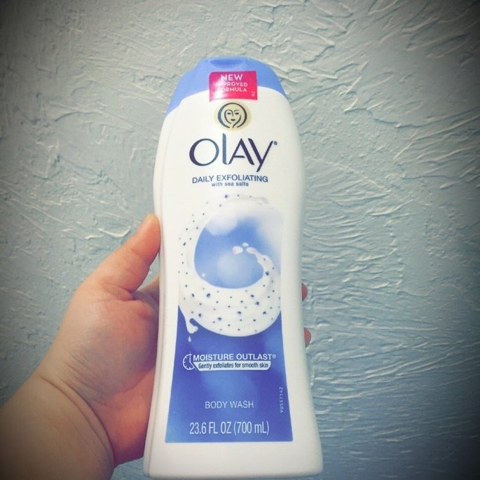 Olay Daily Exfoliating Body Wash with Sea Salts uploaded by Catherine E.