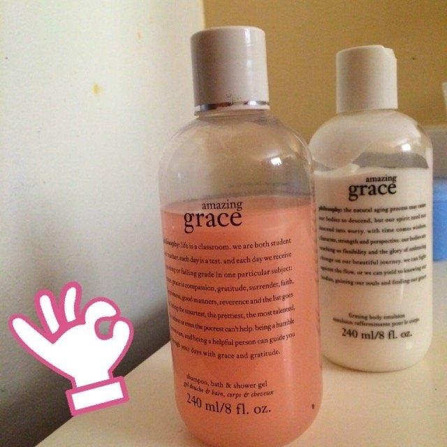 philosophy amazing grace perfumed shampoo bath amp shower philosophy amazing grace perfumed shampoo bath amp shower