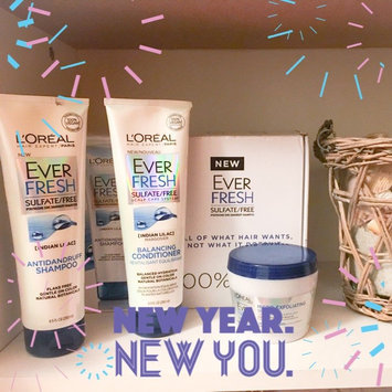 L'Oreal Paris Ever Fresh Anti Dandruff Shampoo uploaded by Erika T.