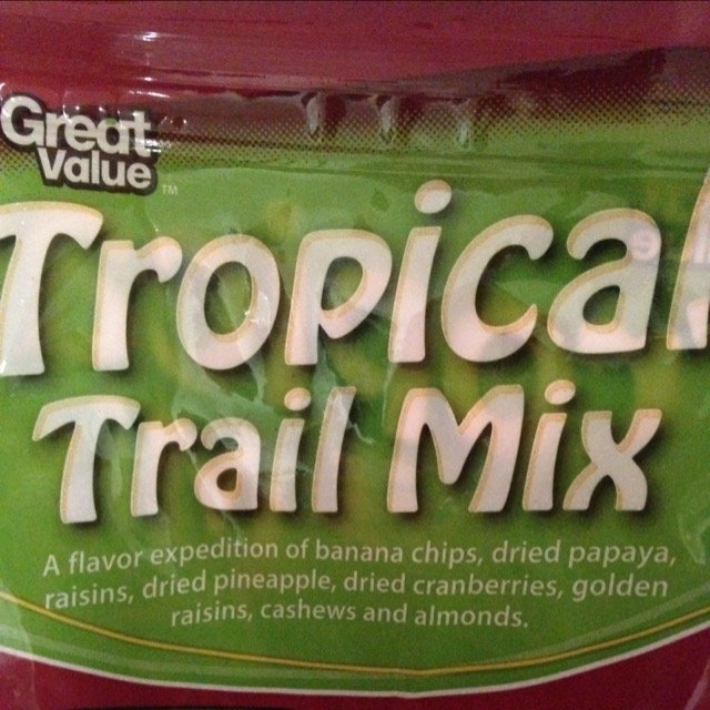 Great Value Tropical Trail Mix, 26 oz uploaded by Madison I.