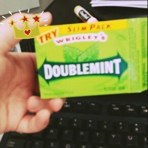Wrigley's Doublemint Gum uploaded by Olivia N.