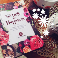52 Lists for Happiness: Weekly Journaling Inspiration for Positivity, Balance, and Joy uploaded by Chalsey J.
