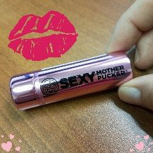 Photo of Soap & Glory Sexy Mother Pucker Lipstick uploaded by Tina T.