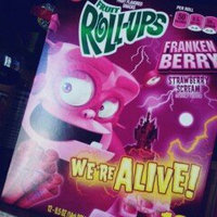 Fruit Roll-Ups™ Franken Berry Strawberry Scream Fruit Flavored Snacks uploaded by Annalisa H.