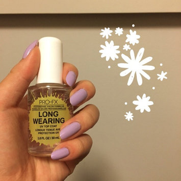 PRO-FX Long Wearing UV Top Coat, 2.5 fl oz uploaded by Chantelle I.