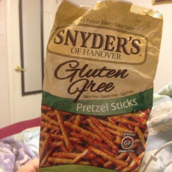 Photo of Snyder's Of Hanover Gluten-Free Sticks uploaded by Farrah W.