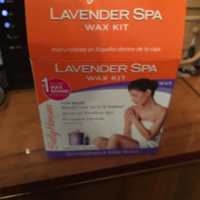 Sally Hansen Spa Body Wax Hair Removal Kit uploaded by Nichole N.
