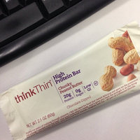 thinkThin High Protein Bar Chunky Peanut Butter uploaded by Linda S.