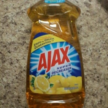 Ajax Super Degreaser Lemon Dish Liquid uploaded by Mamis P.