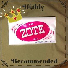 Zote Pink Laundry Soap - 14.1 oz uploaded by Yahaira C.