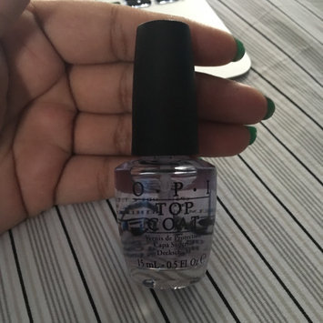 OPI Nail Lacquer High-Gloss Protection Top Coat uploaded by Pratima W.