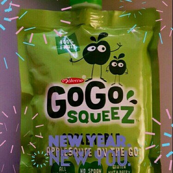 Photo of GoGo SQUEEZ APPLE STRAWBERRY APPLESAUCE ON THE GO uploaded by Latasha N.