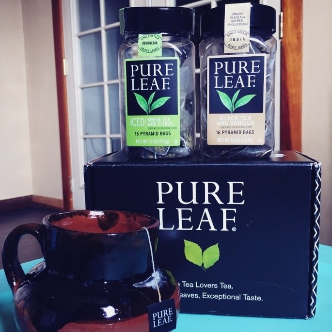 Pure Leaf Iced Green Tea with Citrus uploaded by Leslye R.