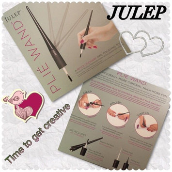 Julep Plié WandTM Nail Polishing System uploaded by Nettiejo H.