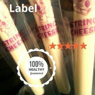 Photo of Chuck E. Cheese's® Mozzarella String Cheese 12 ct Pack uploaded by Chenille E.