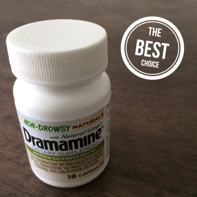 NEW Dramamine® Non-Drowsy Naturals uploaded by Sisto A.
