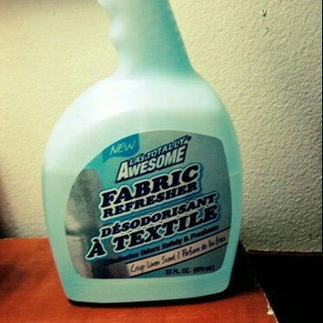 Photo of LA's Totally Awesome Extra-Strength Fabric Refreshener, Crisp Linen, 33 oz. uploaded by Faith M.