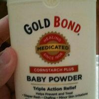 Gold Bond Cornstarch Plus Baby Powder uploaded by Stephanie M.