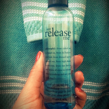 Philosophy Just Release Me Dual-Phase Oil-Free Eye Makeup Remover uploaded by Asha N.