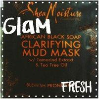SheaMoisture African Black Soap Problem Skin Facial Mask uploaded by Melissa R.