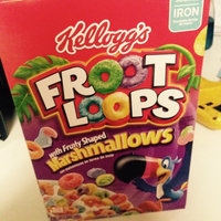 Kellogg's Froot Loops Cereal uploaded by Angelina d.