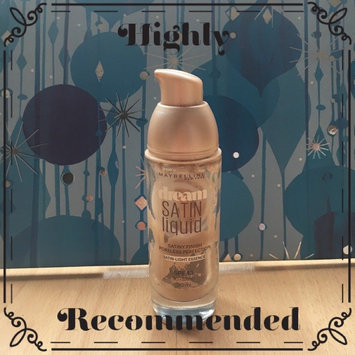 Maybelline Dream Satin Liquid Foundation 010 Ivory uploaded by Sarah D.