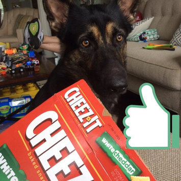 Photo of Cheez-It® Sunshine Baked Snack Crackers White Cheddar uploaded by Beverly H.